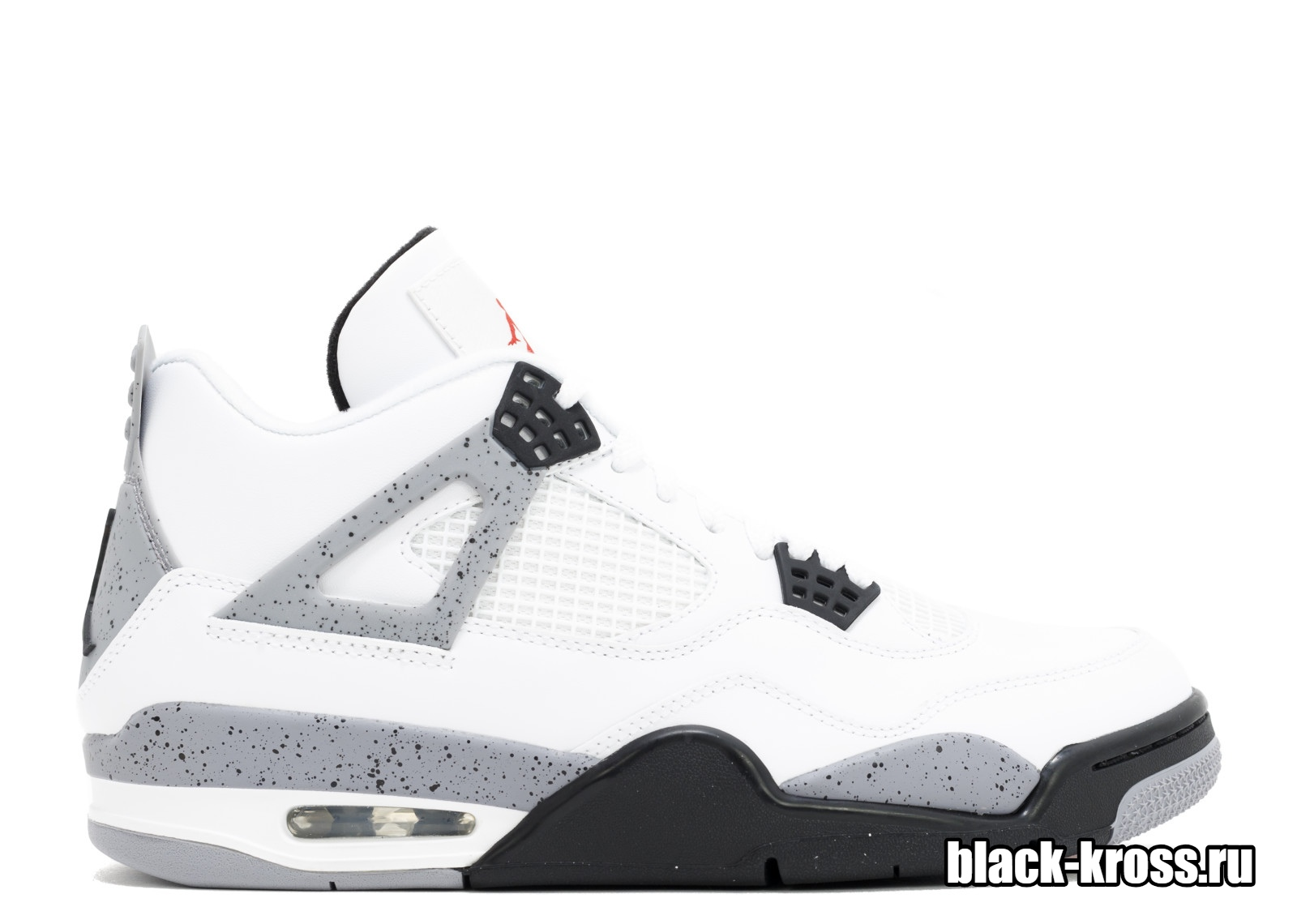 NIKE AIR JORDAN IV White & Grey (41-45)