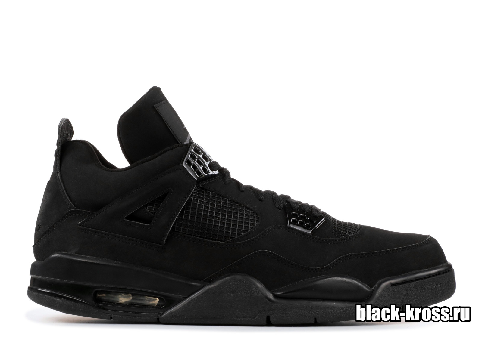 NIKE AIR JORDAN IV BLACK (41-45)