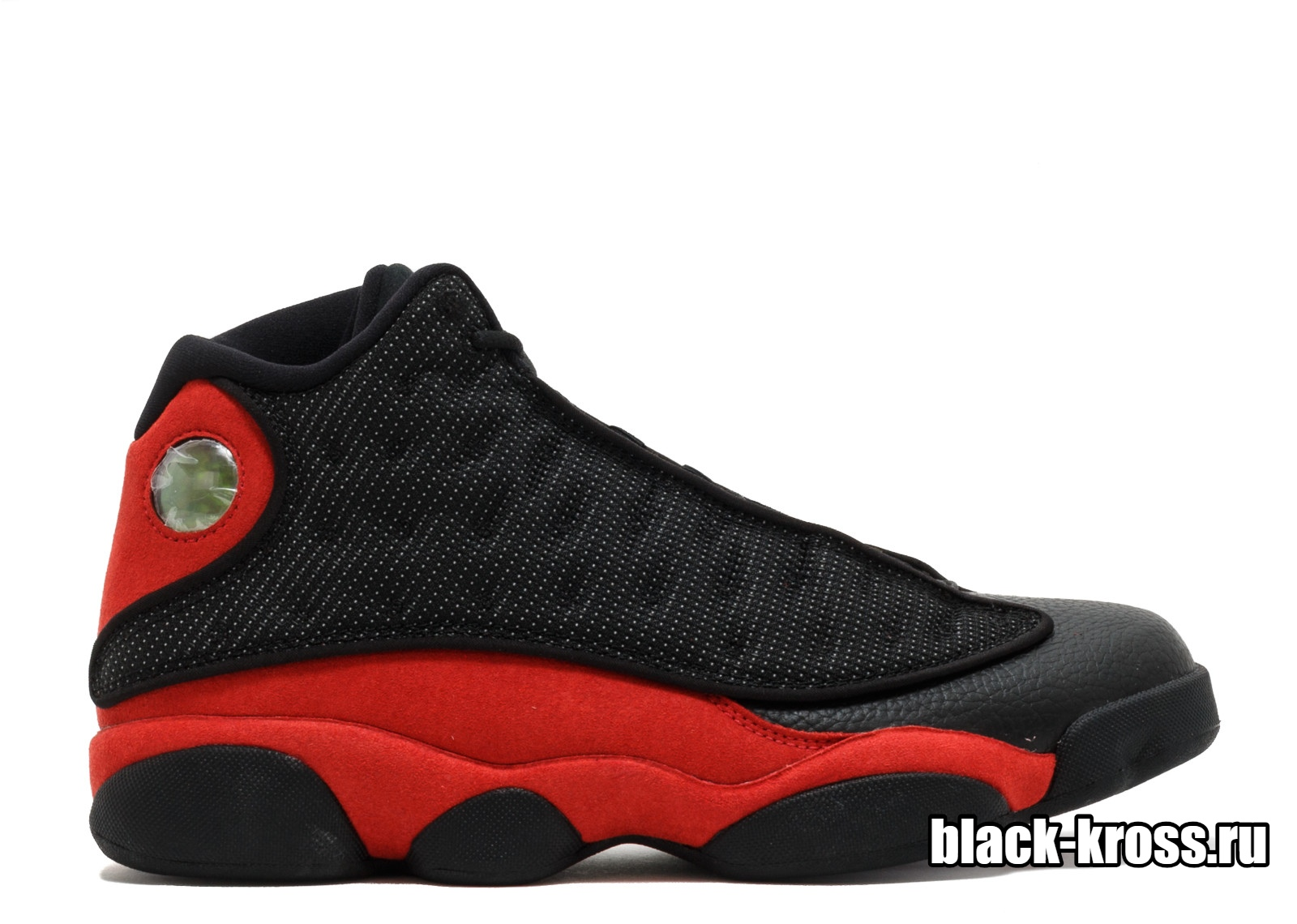 NIKE AIR JORDAN XIII RETRO Black & Red (41-46)