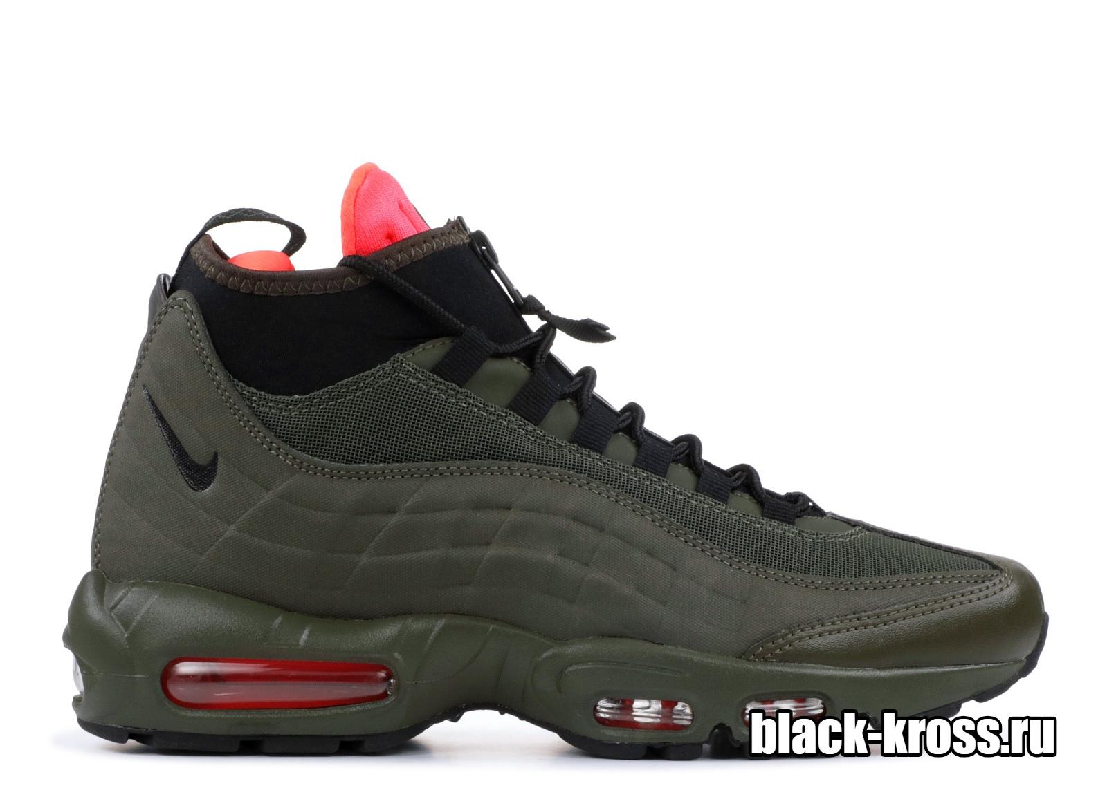 Nike Air Max 95 Sneakerboot Green (41-45)