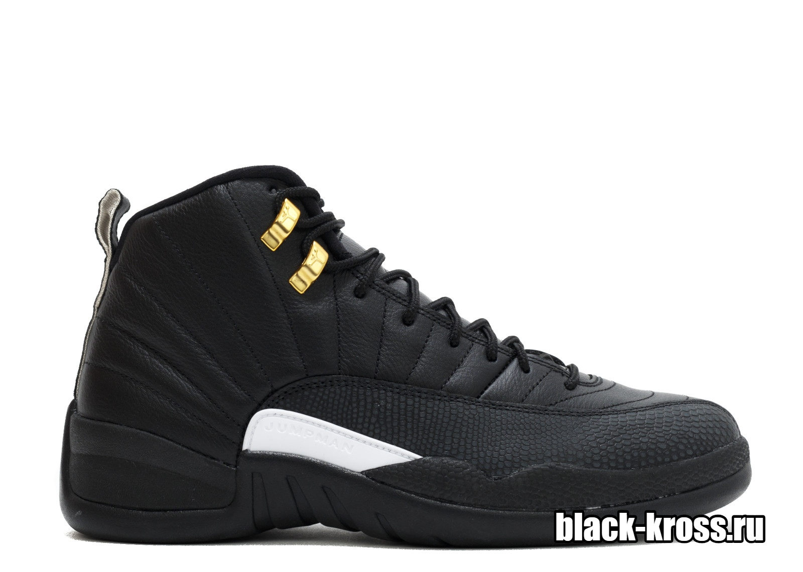 NIKE AIR JORDAN 12 RETRO Black & White (41-46)