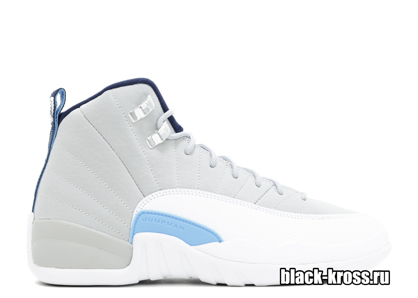 NIKE AIR JORDAN 12 RETRO Grey & Blue (41-46)