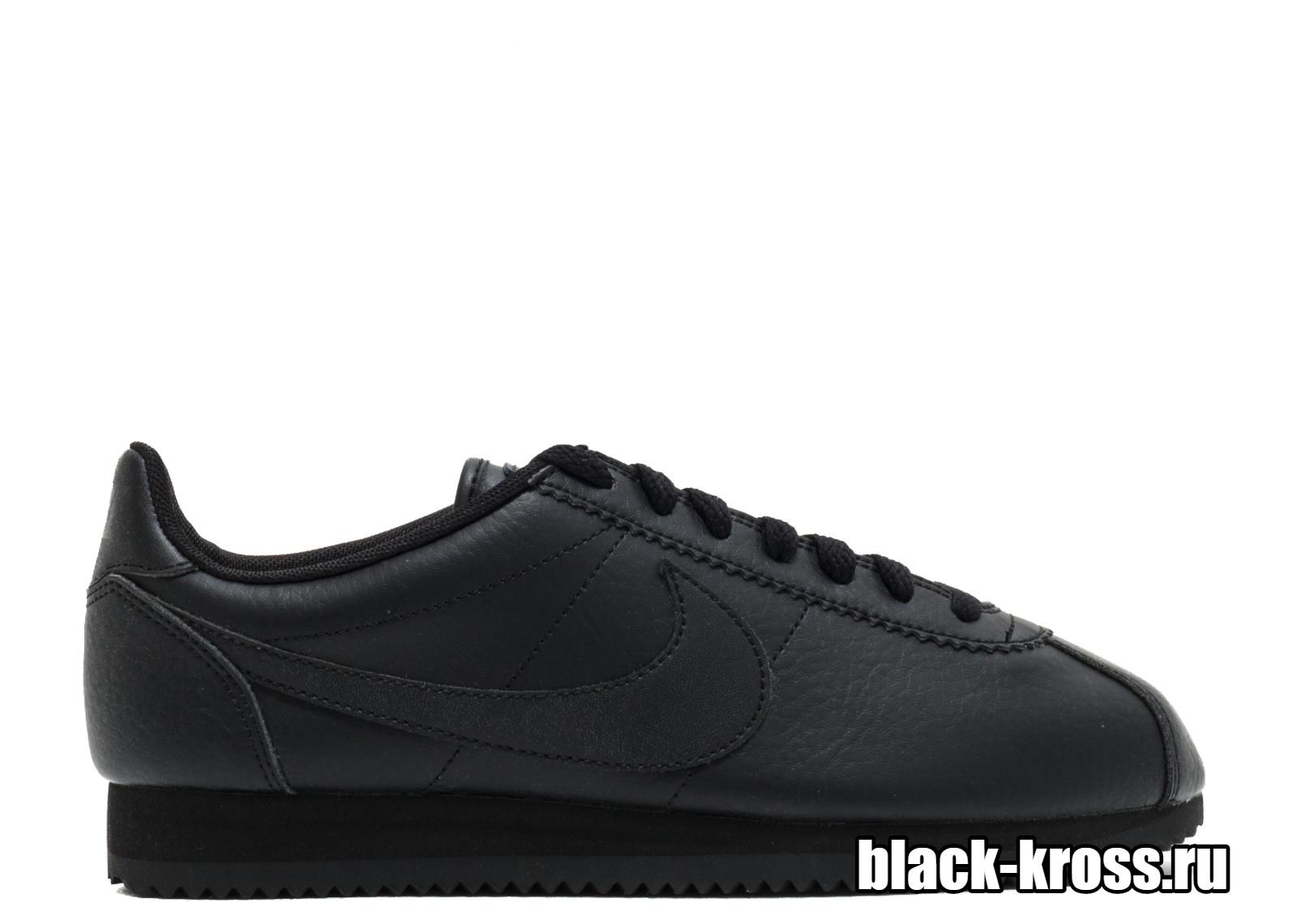 Nike Air Cortez Black (41-45)