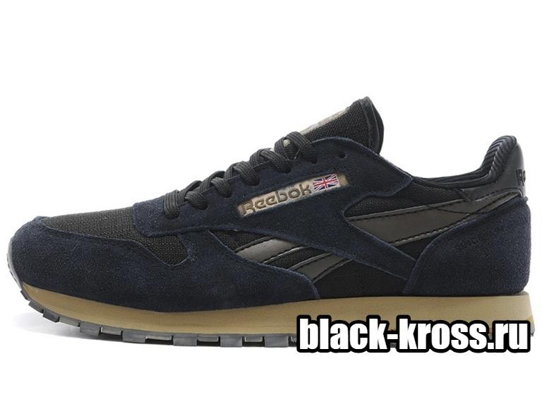 REEBOK CLASSIC Dark Blue & Grey мужские (41-45)