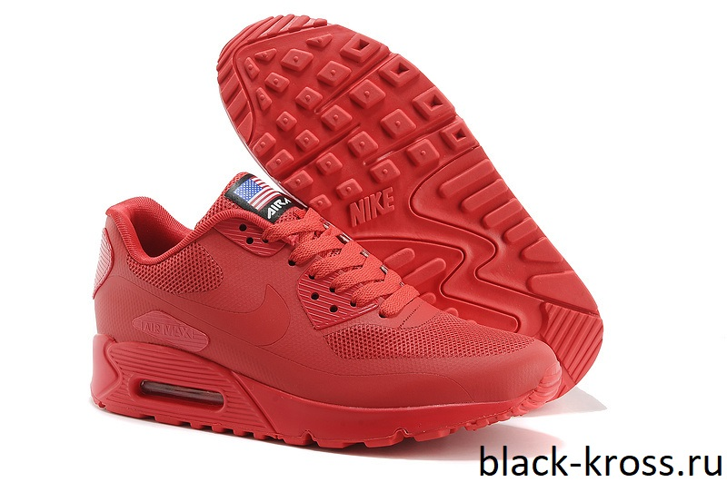 plus récent d917d d5214 Nike Air Max 90 Hyperfuse Red (36-45)