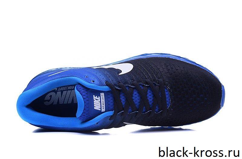 quality design 50a1f 06991 Nike Air Max 2017 Blue/Black (41-45)