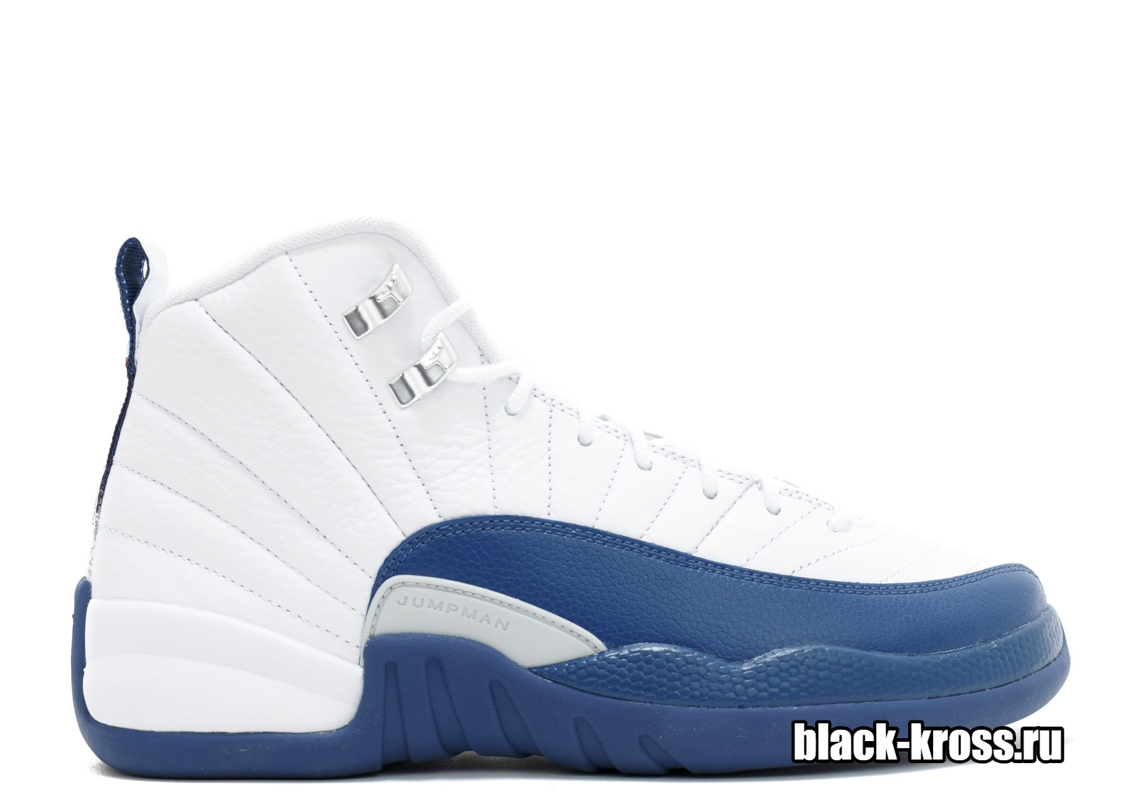 NIKE AIR JORDAN 12 RETRO  White & Blue (41-46)