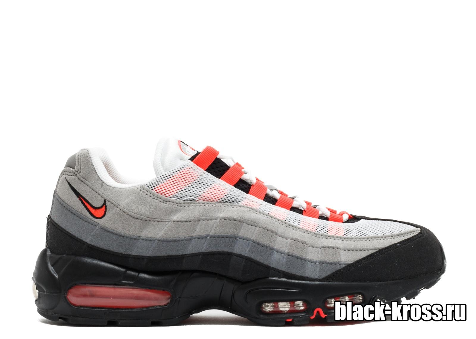 Nike Air Max 95 Black/Grey/Orange (41-45)
