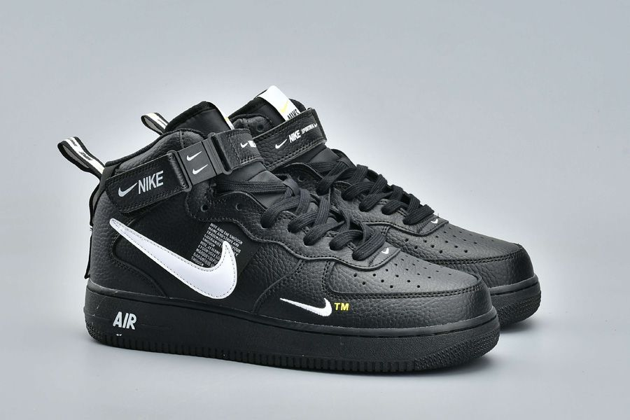 20ddea9b Black Nike Air Force 1 Mid 07 L.V.8 Utility Pack за 4490 купить в Москве