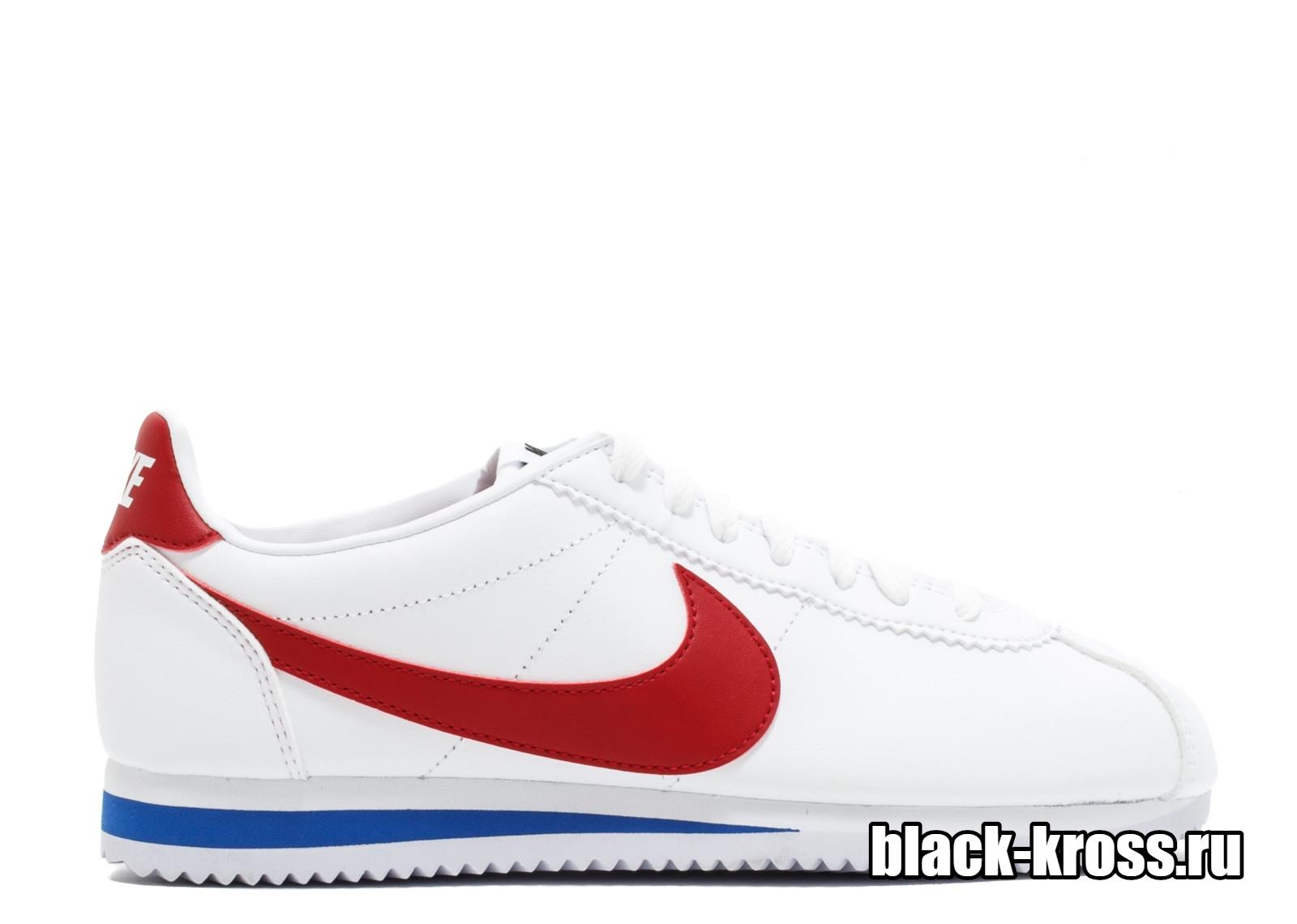 Nike Cortez White/Red (36-45)