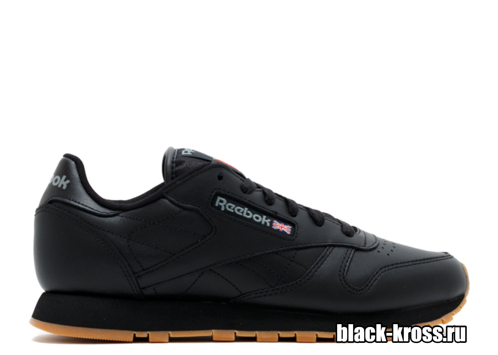 Reebok Classic Leather Black & Gum (41-45)