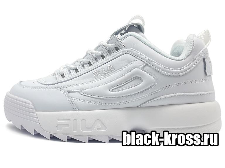 FILA DISRUPTOR 2 All White (36-40)