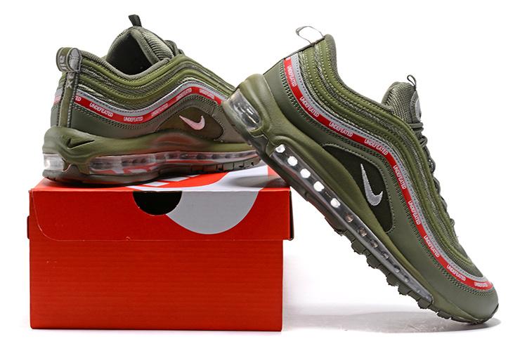 fe81f95e Nike Air Max 97 Undefeated Green за 4290 купить в Москве