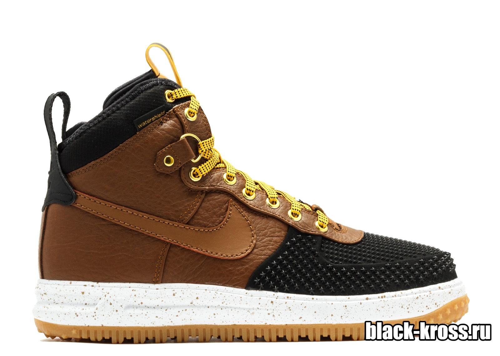 Nike Lunar Force 1 Duckboot Brown/Black (41-46)