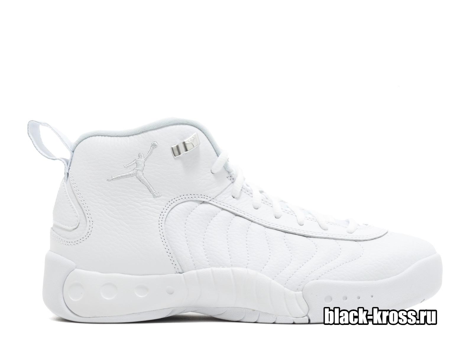 Jordan Jumpman Pro White (41-46)