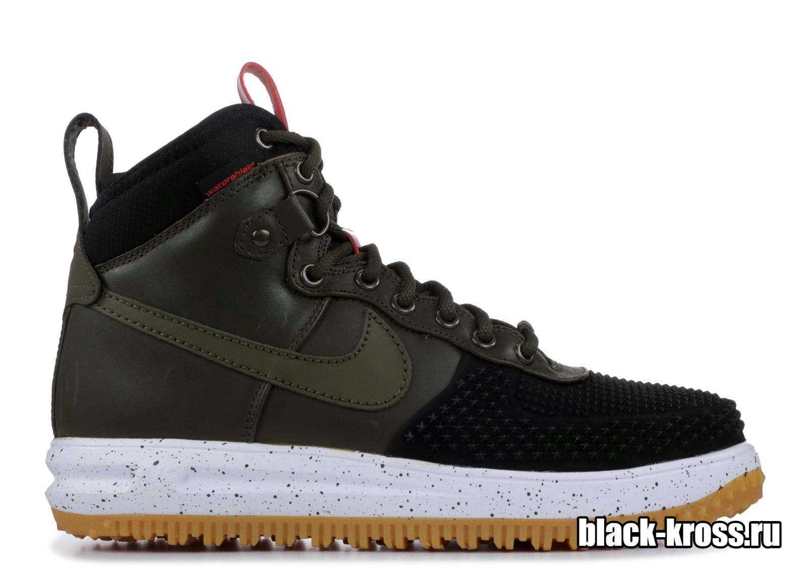 Nike Lunar Force 1 Duckboot Green/Black (41-46)