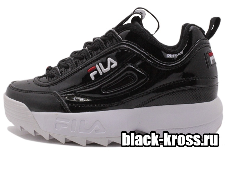 FILA DISRUPTOR 2 Black/White (36-40)