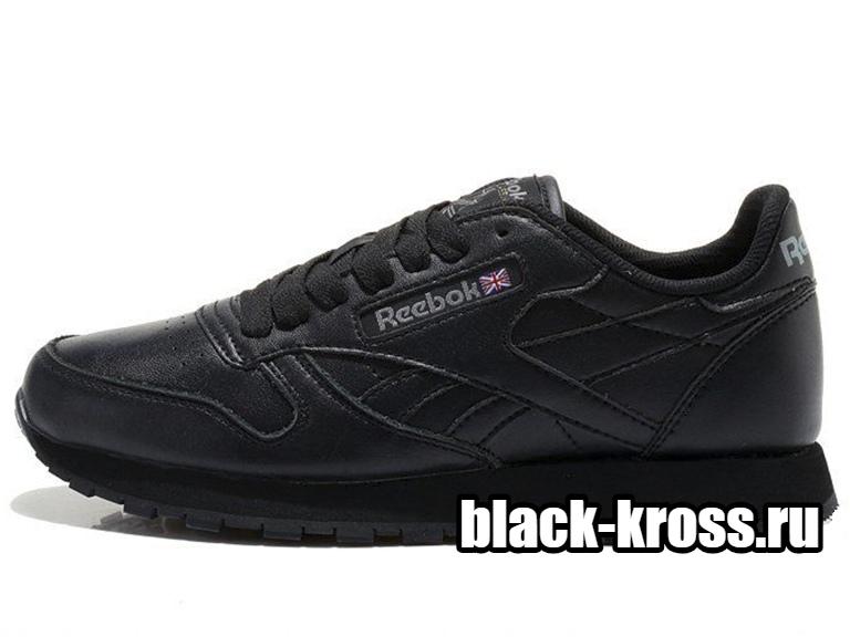 REEBOK CLASSIC Black унисекс (36-45)