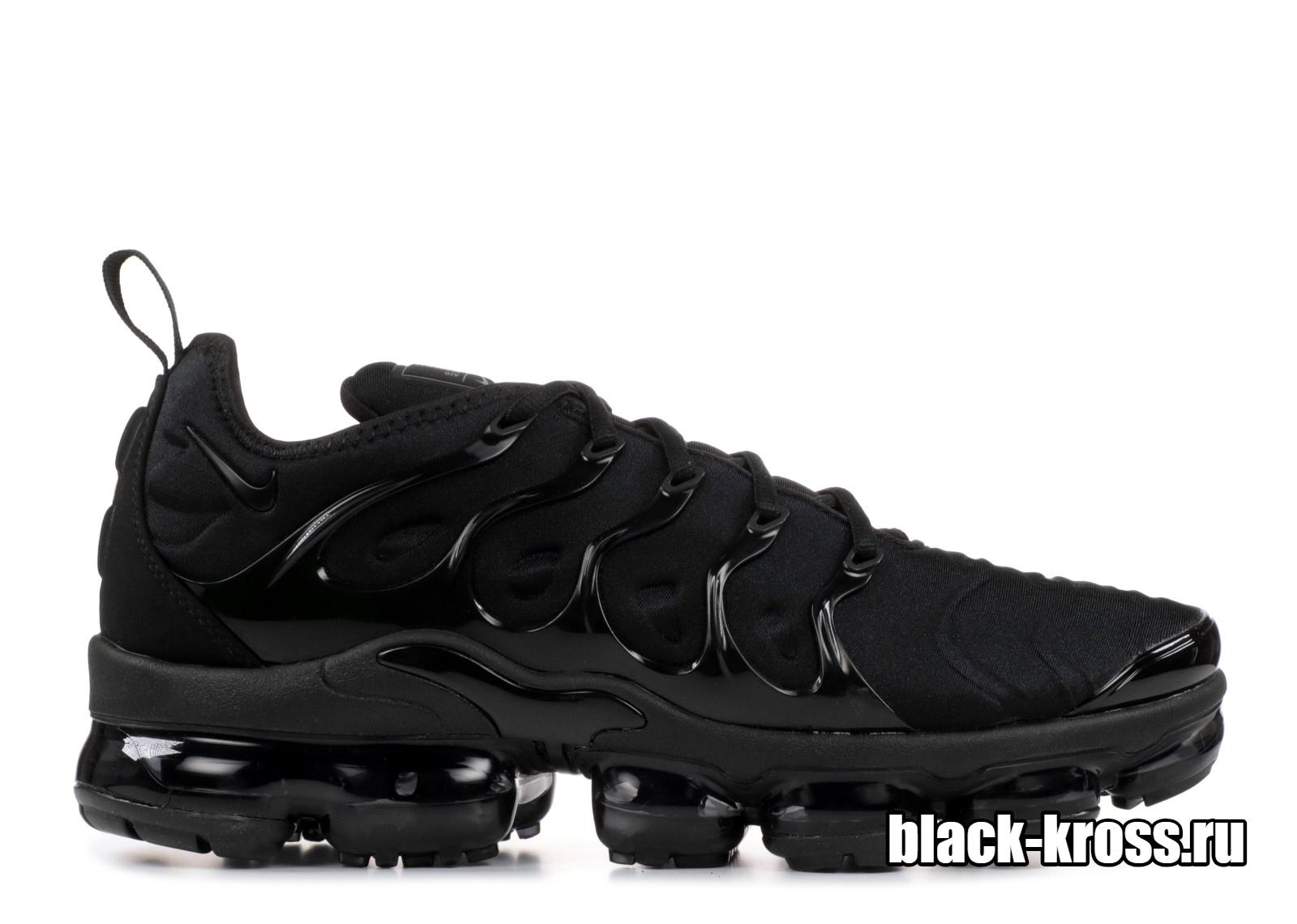Nike Air VaporMax Plus Black (36-45)