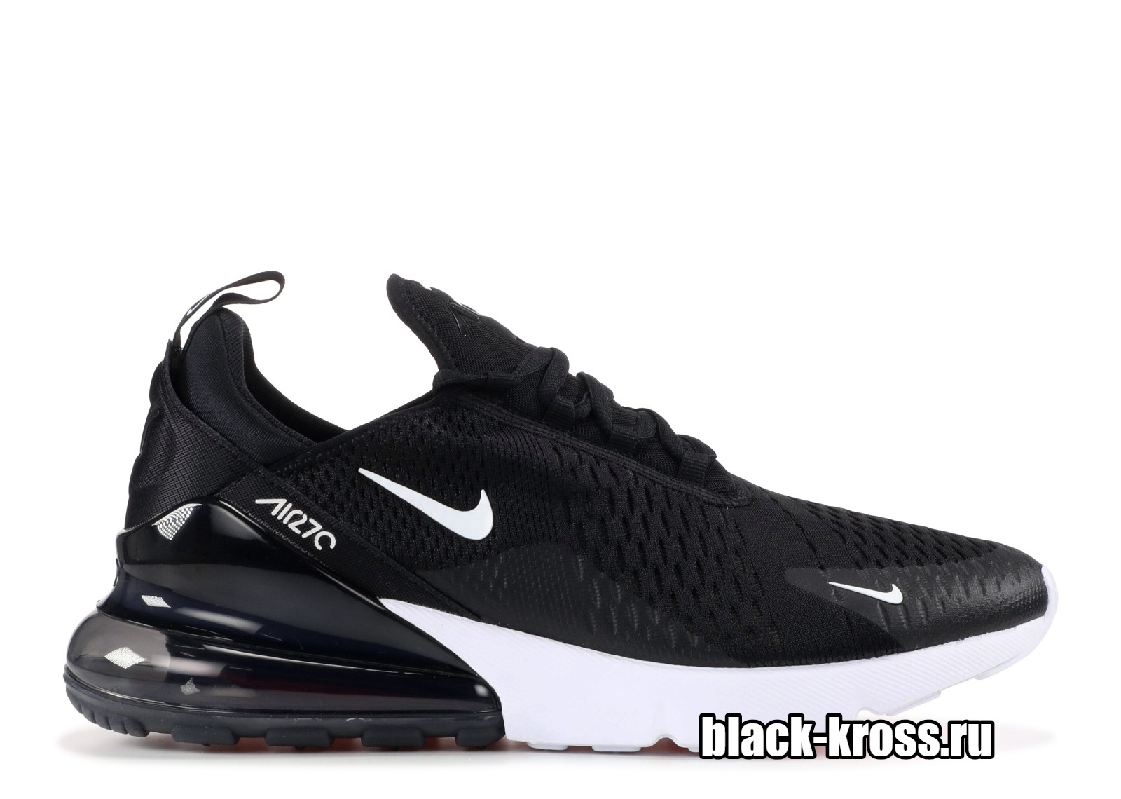 Nike Air Max 270 Black & White (36-45)