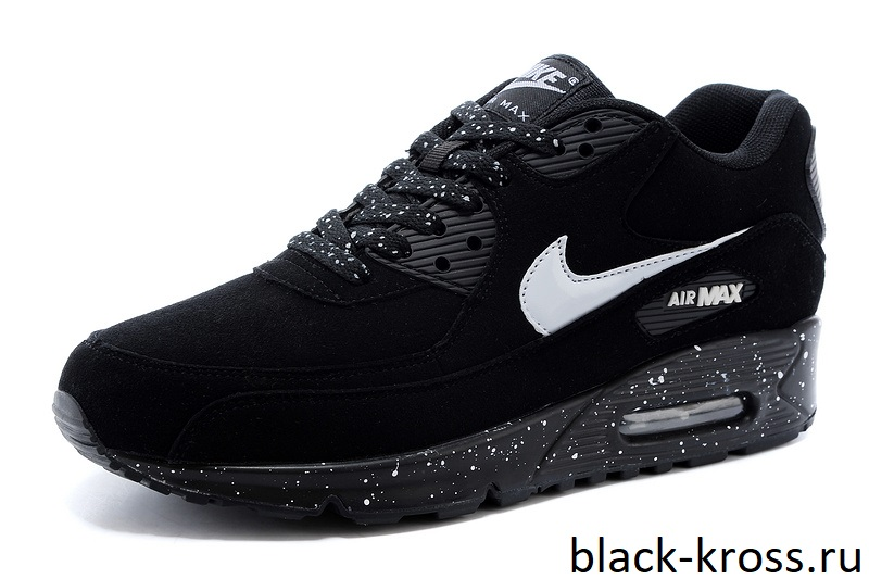 23553d28 Nike Air Max 90 ES Black Space за 3990 купить в Москве