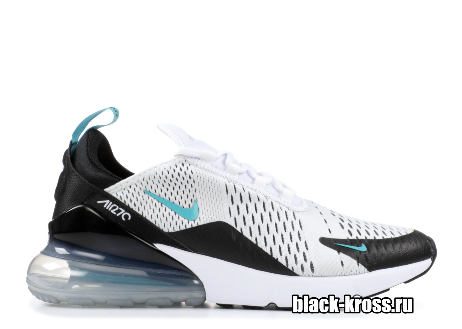 NIKE AIR MAX 270 White & Black (36-45)