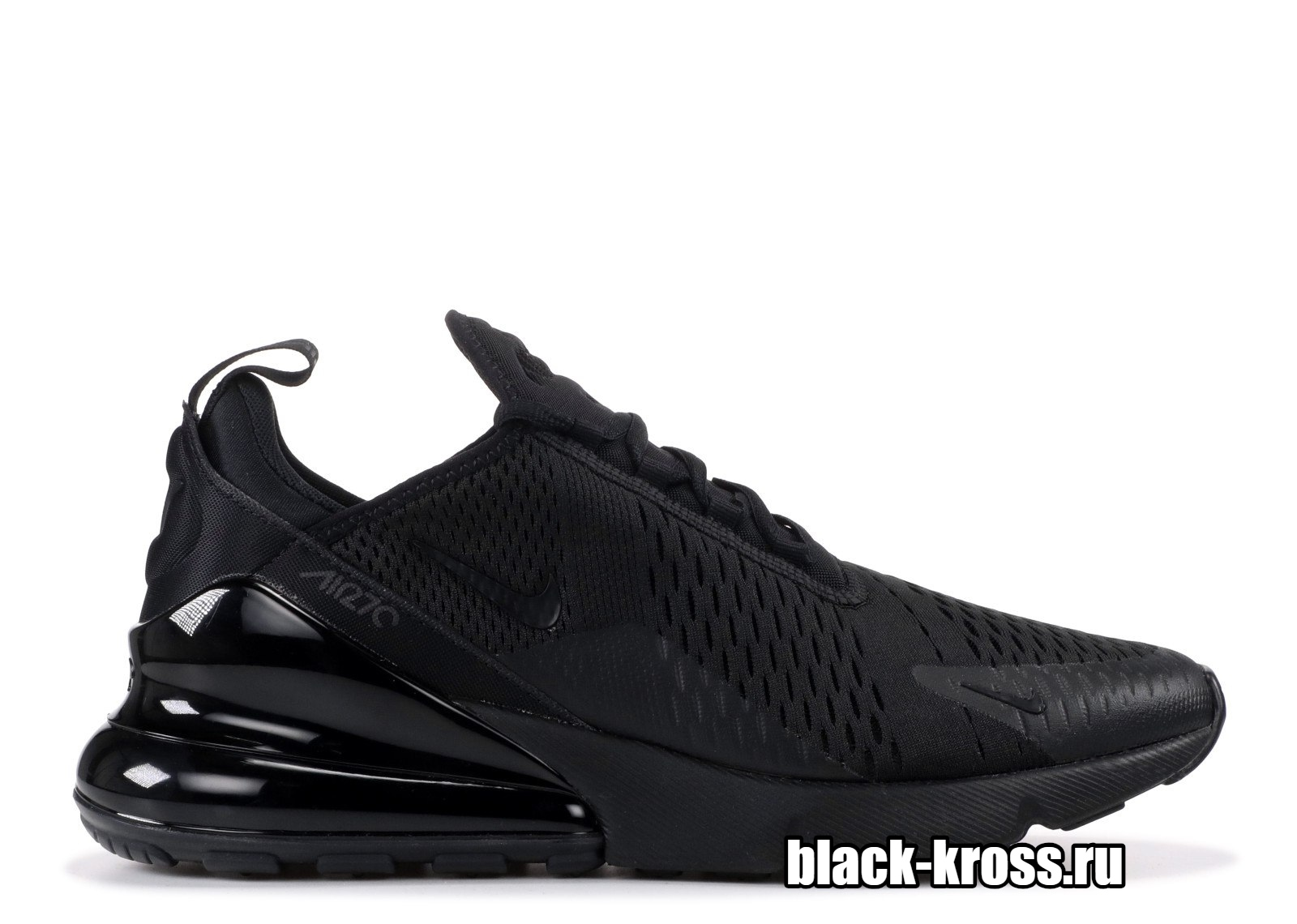 Nike Air Max 270 Black (36-45)