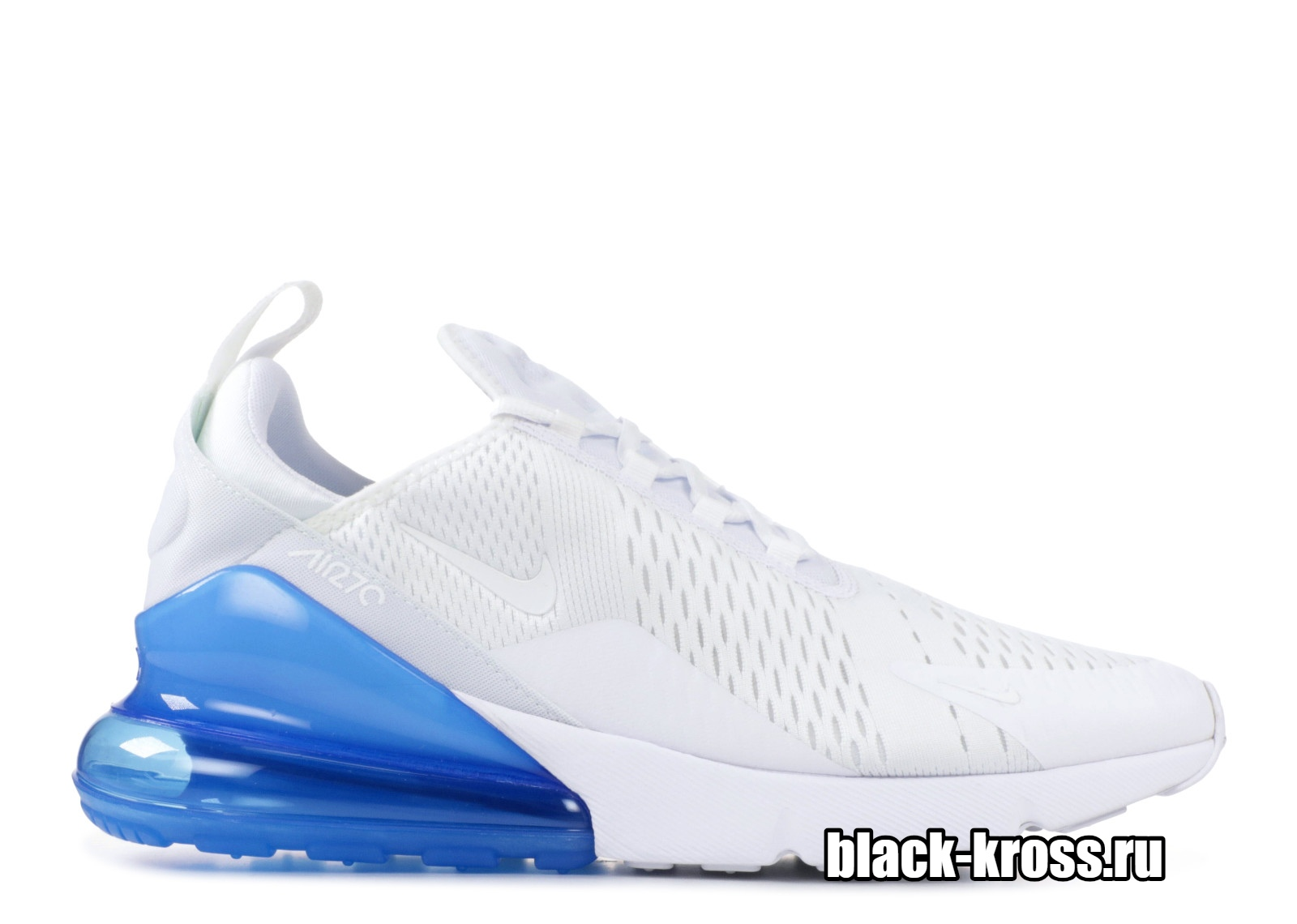 Nike Air Max 270 White & Blue (36-45)