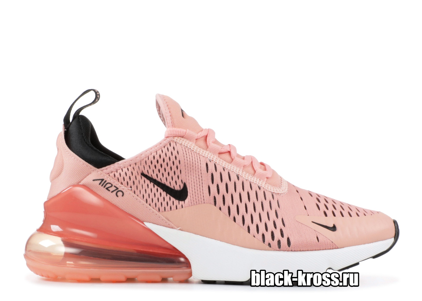 Nike Air Max 270 Coral Stardust & Black & White (36-40)
