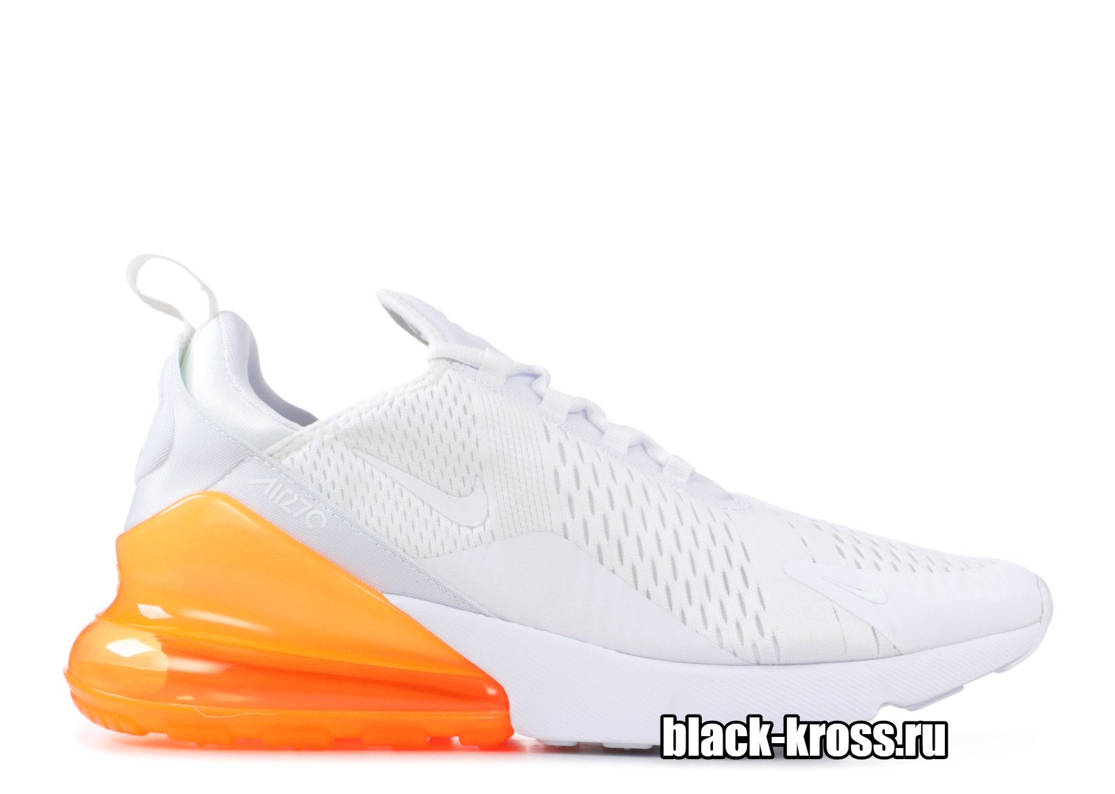 Nike Air Max 270 White & Orange (36-40)