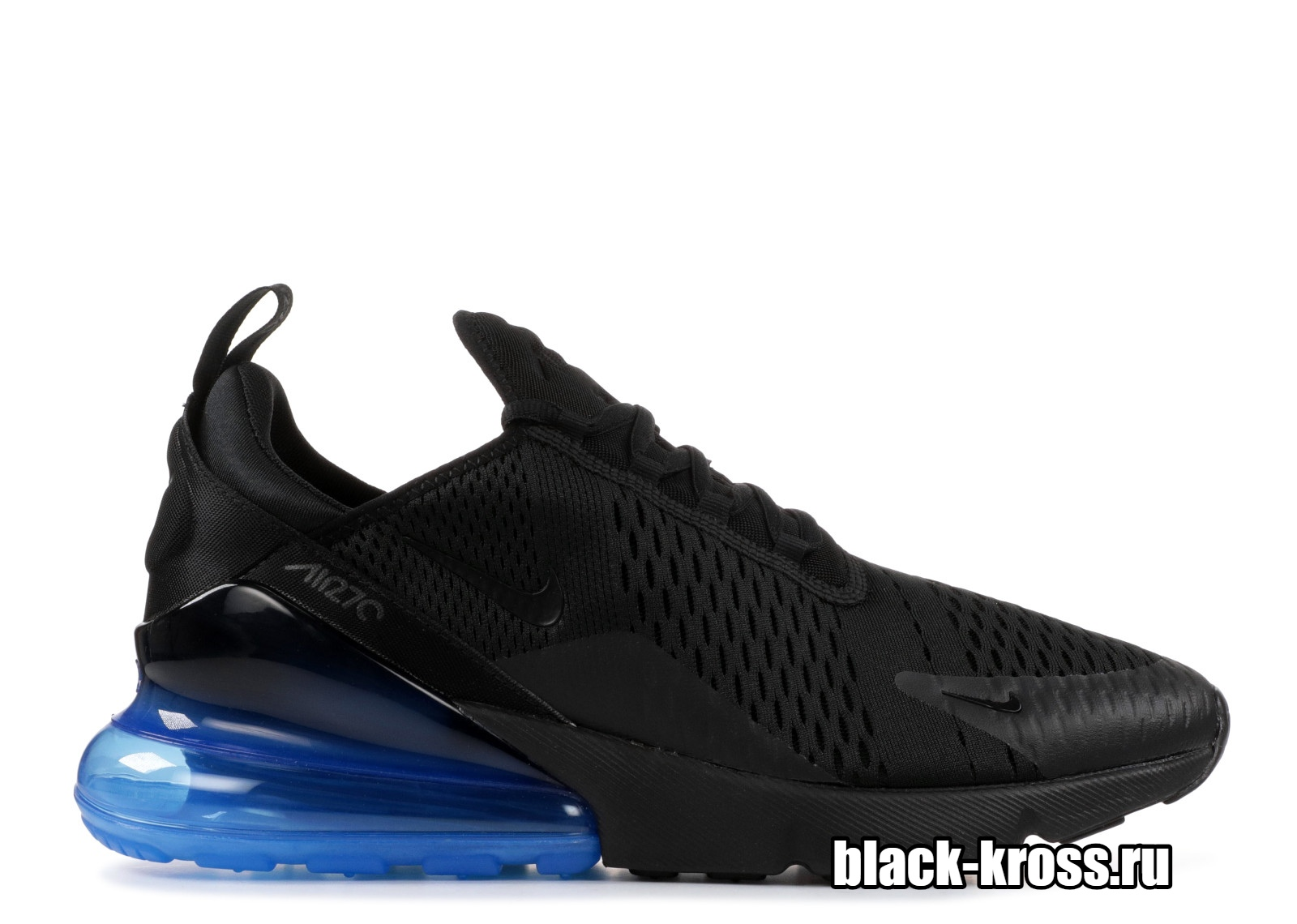 Nike Air Max 270 Black & Blue (41-45)