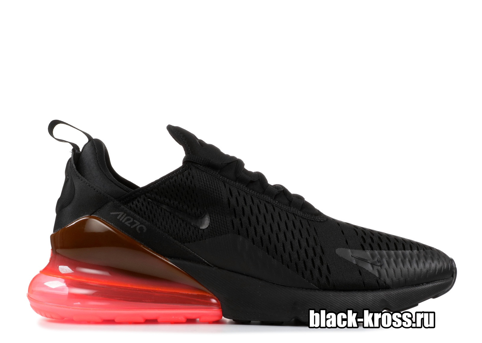 NIKE AIR MAX 270 Black & Red (36-45)
