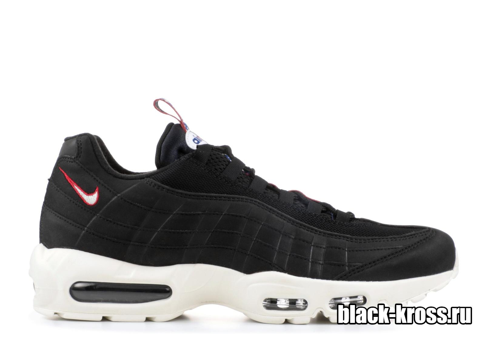 Nike Air Max 95 «Pull Tabs» Black/White (41-46)