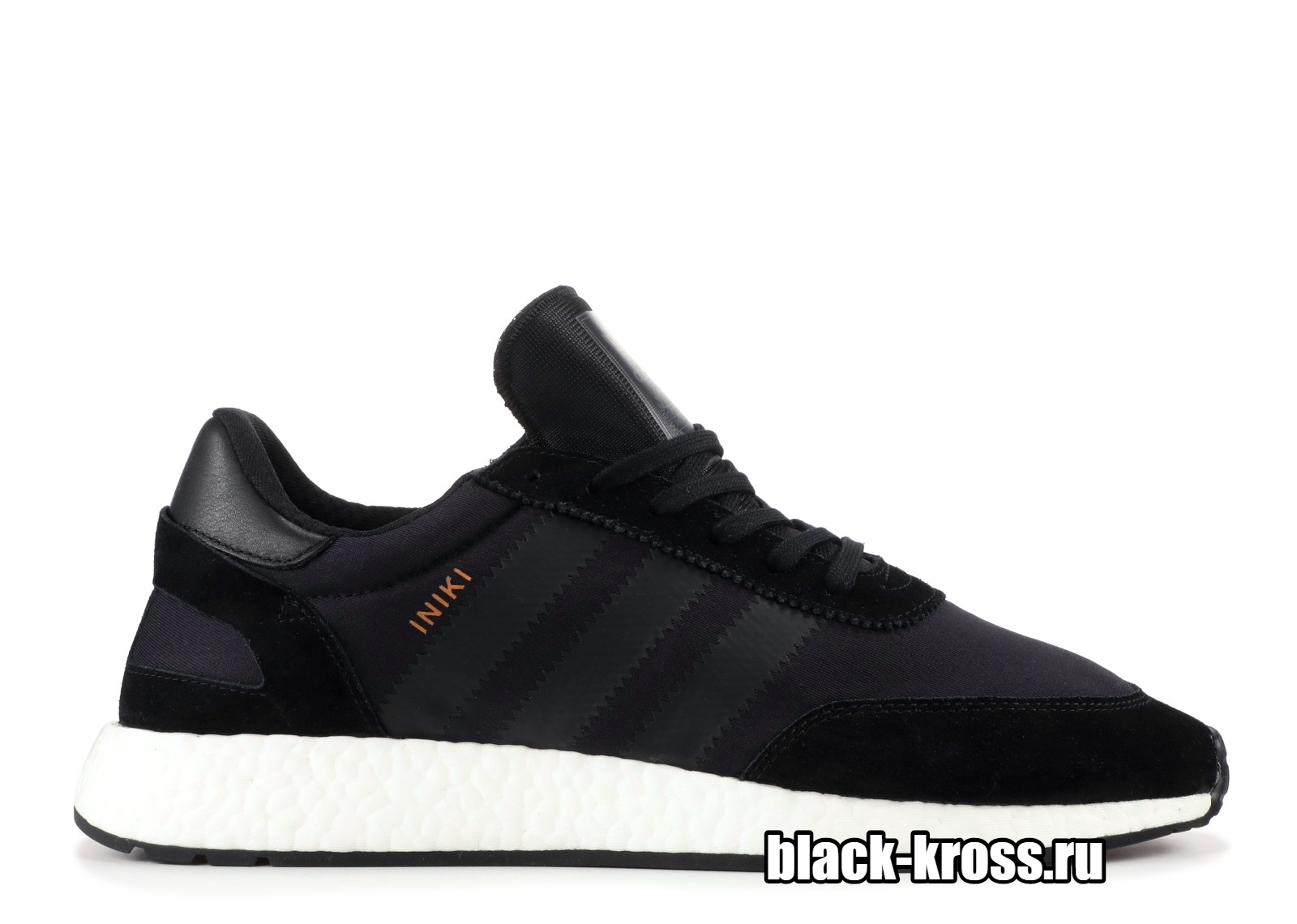 Adidas Iniki Runner Core Black/White  (41-45)