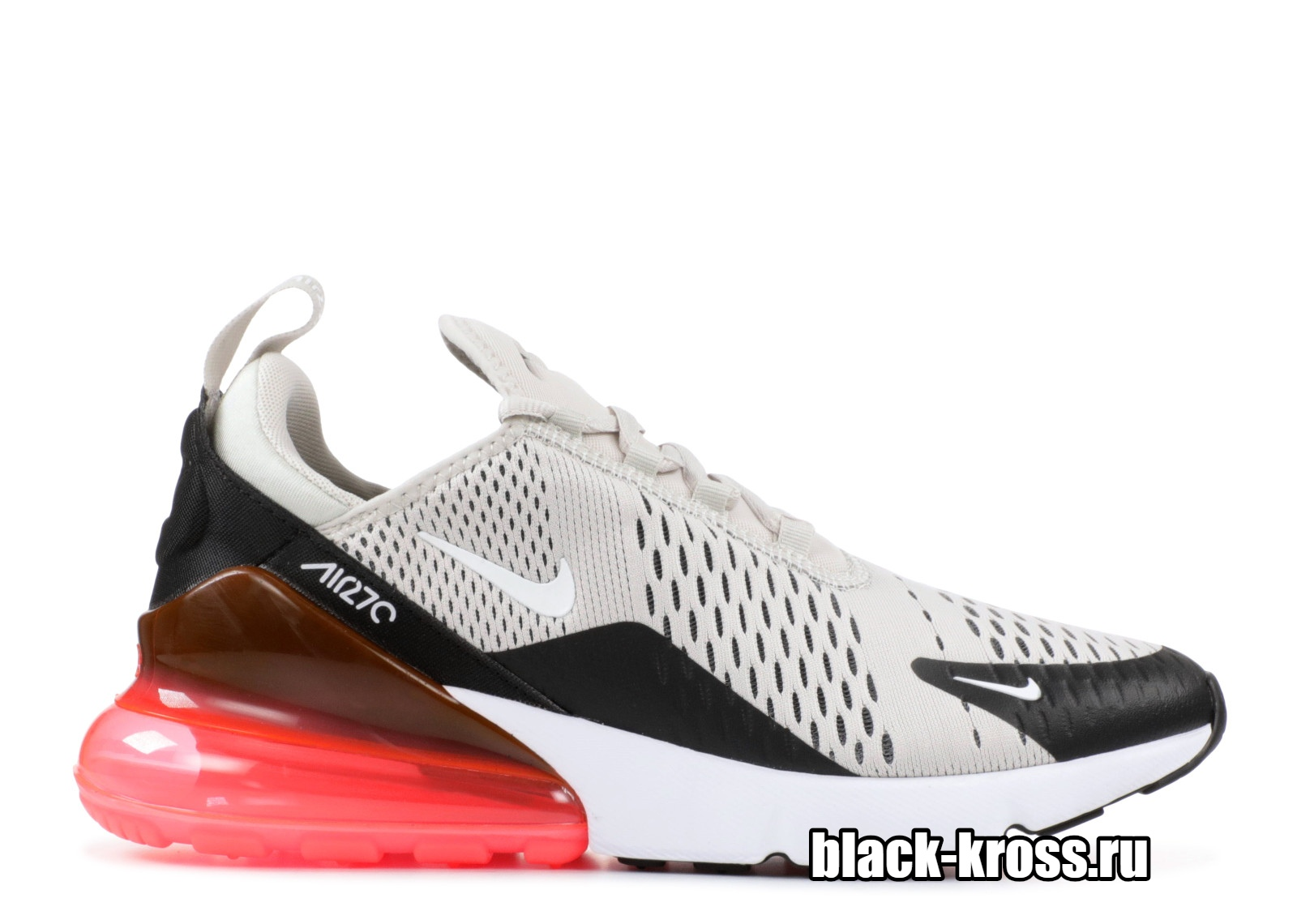 Nike Air Max 270 Light Bone & Hot Punch (36-45)