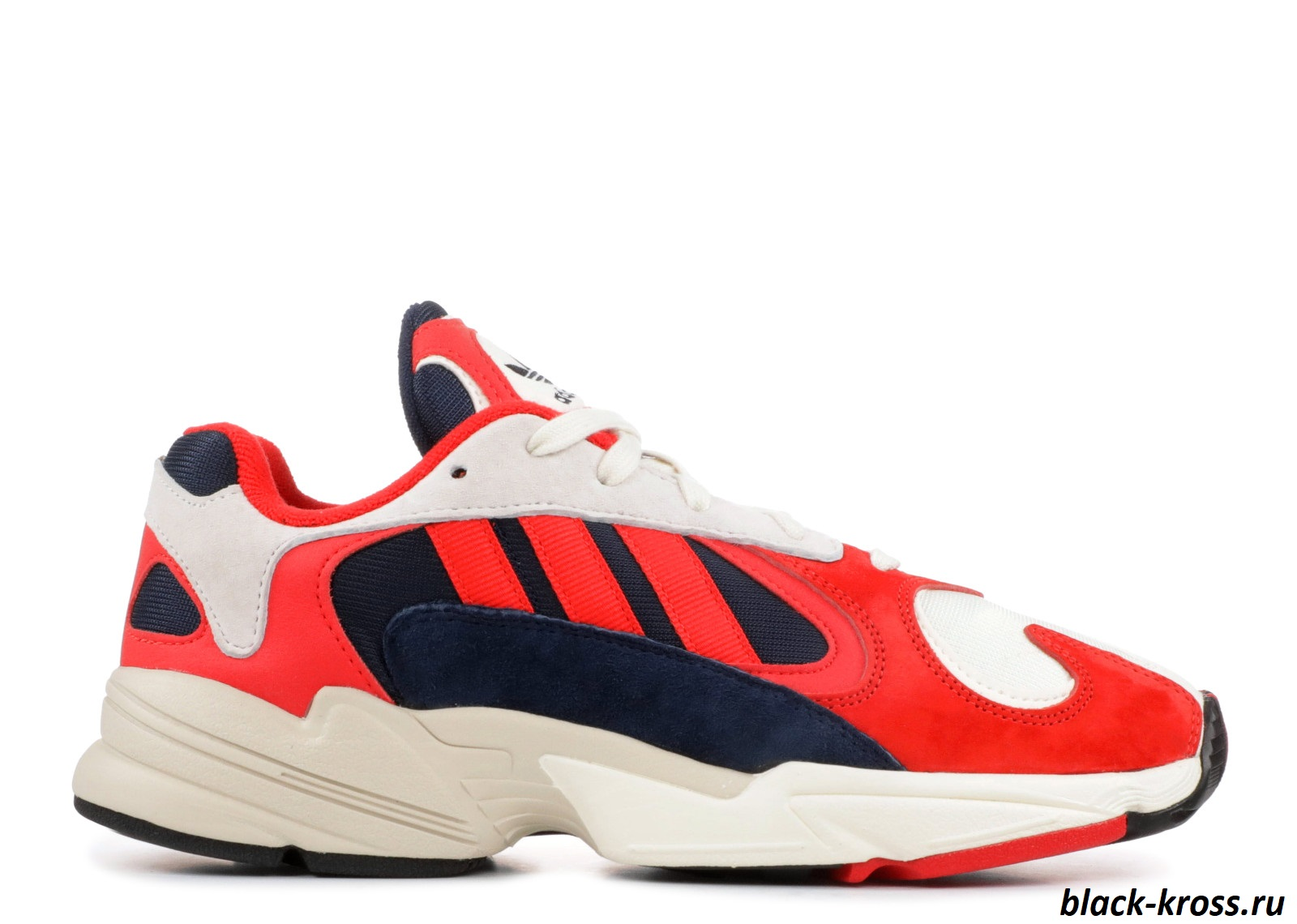 Adidas Yung-1 Red (36-45)