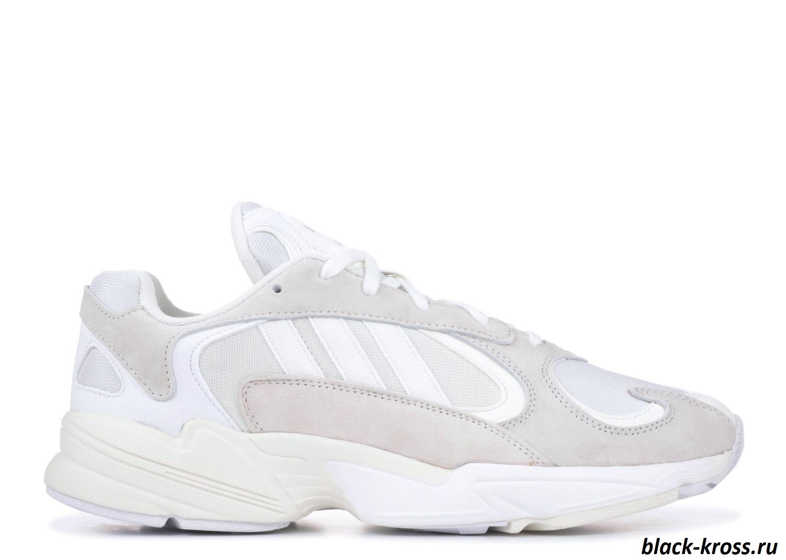 Adidas Yung-1 White (36-45)
