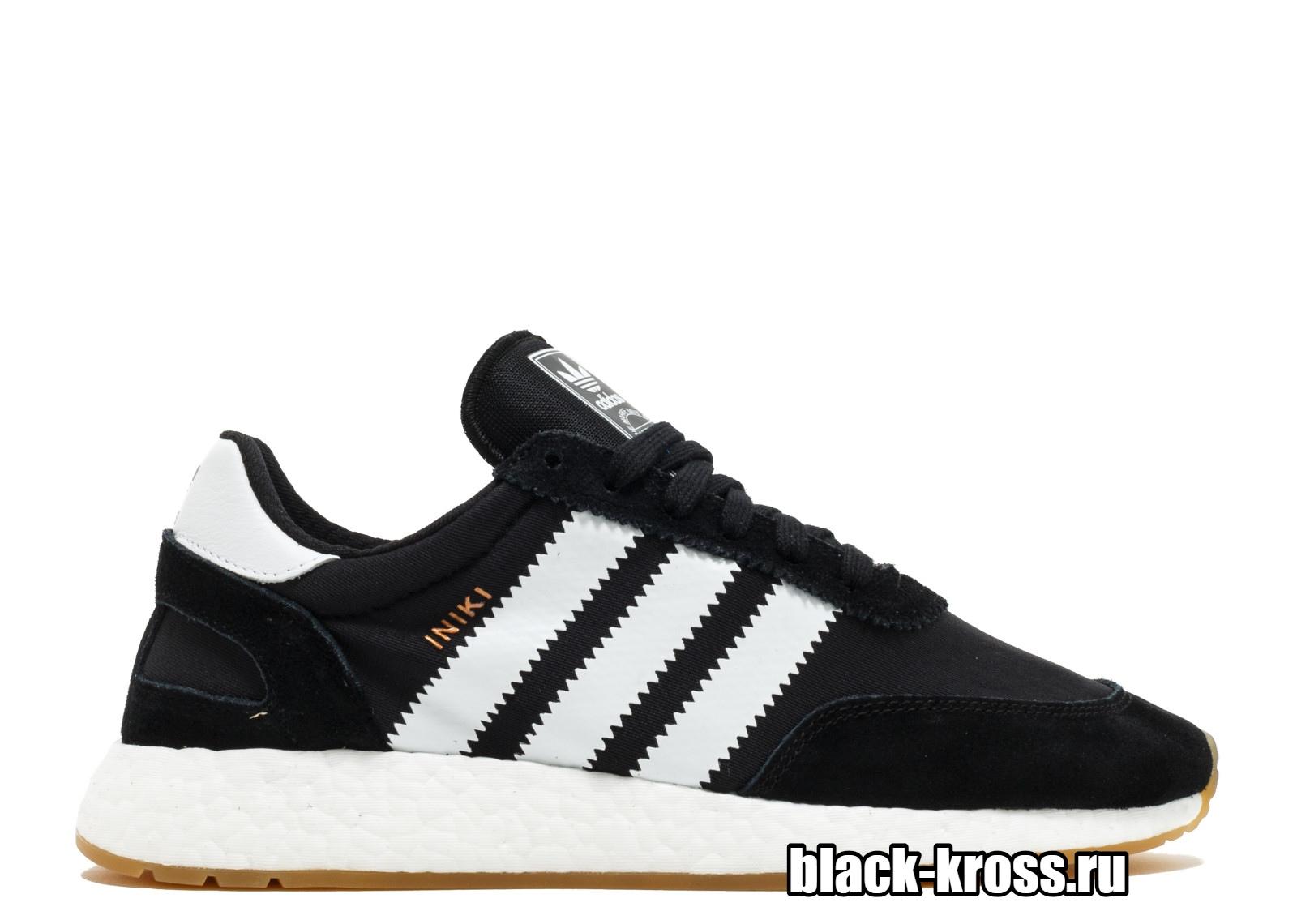 Adidas Iniki Runner Black/White (41-45)