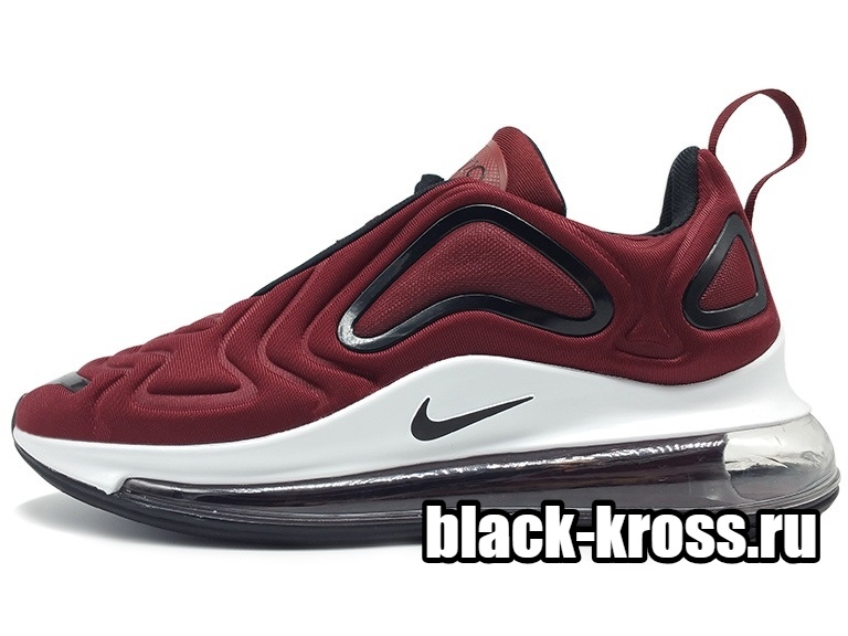 NIKE AIR MAX 720 Maroon & White (36-45)