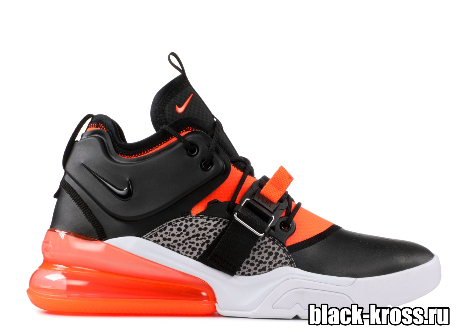 NIKE AIR FORCE 270 BLACK (41-45)