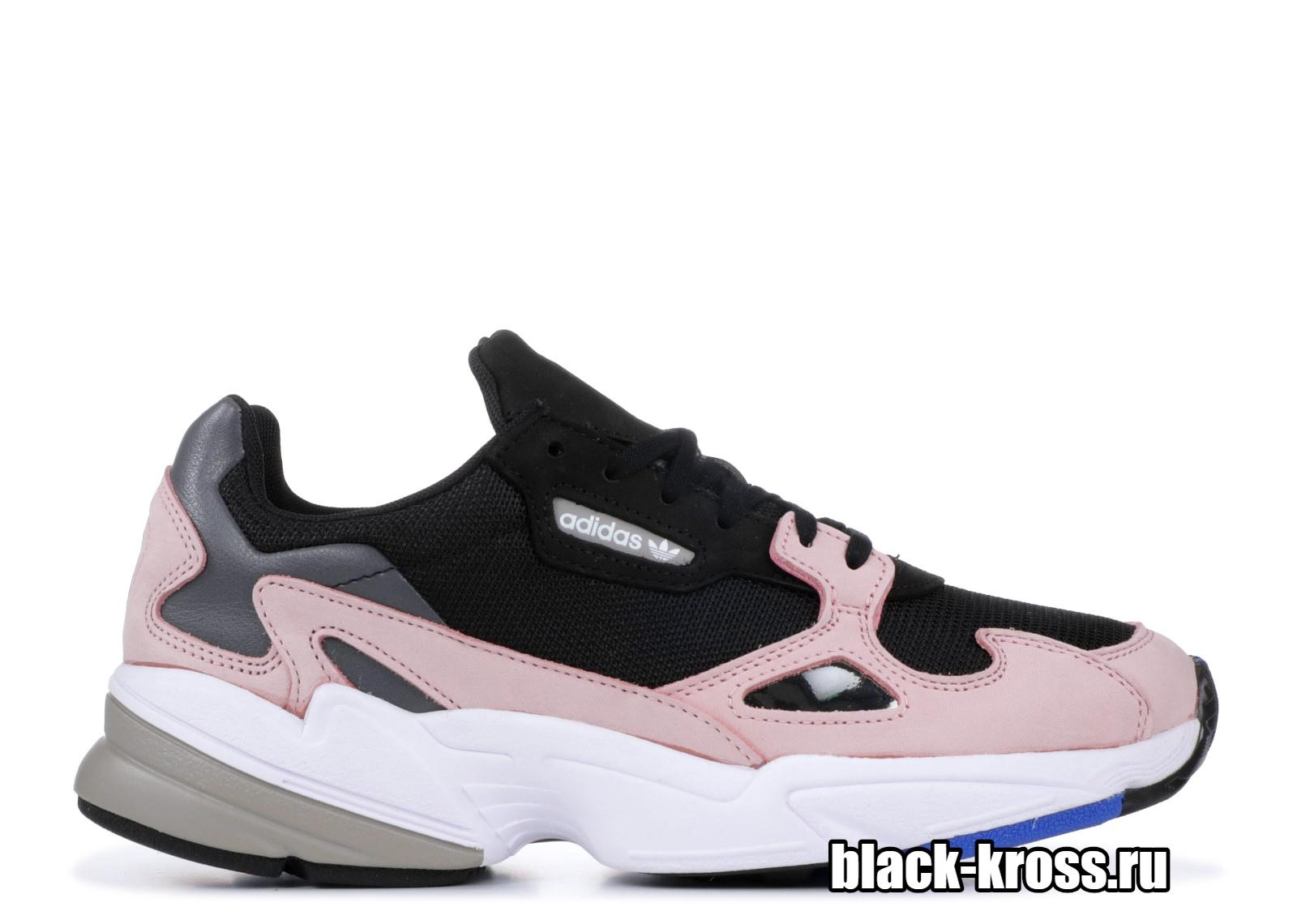 Adidas Falcon Black/Pink (36-40)