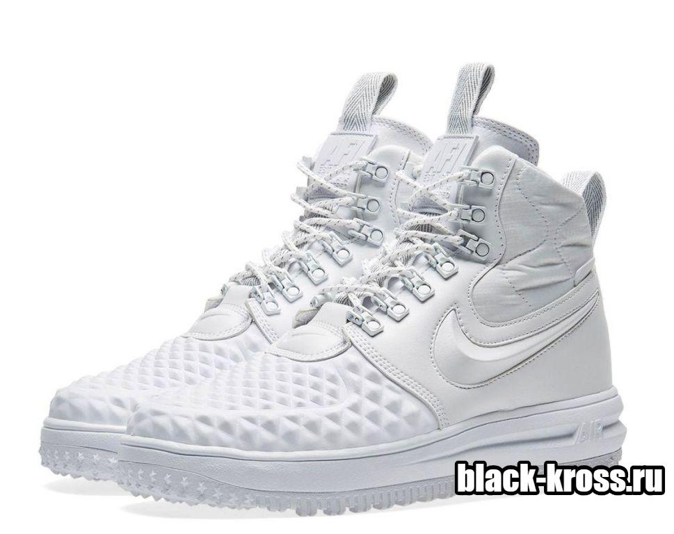 20ae930f Nike Lunar Force 1 Duckboot '17 «White» (41-45)