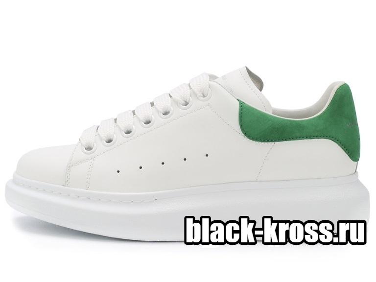ALEXANDER MCQUEEN White & Green (36-40)