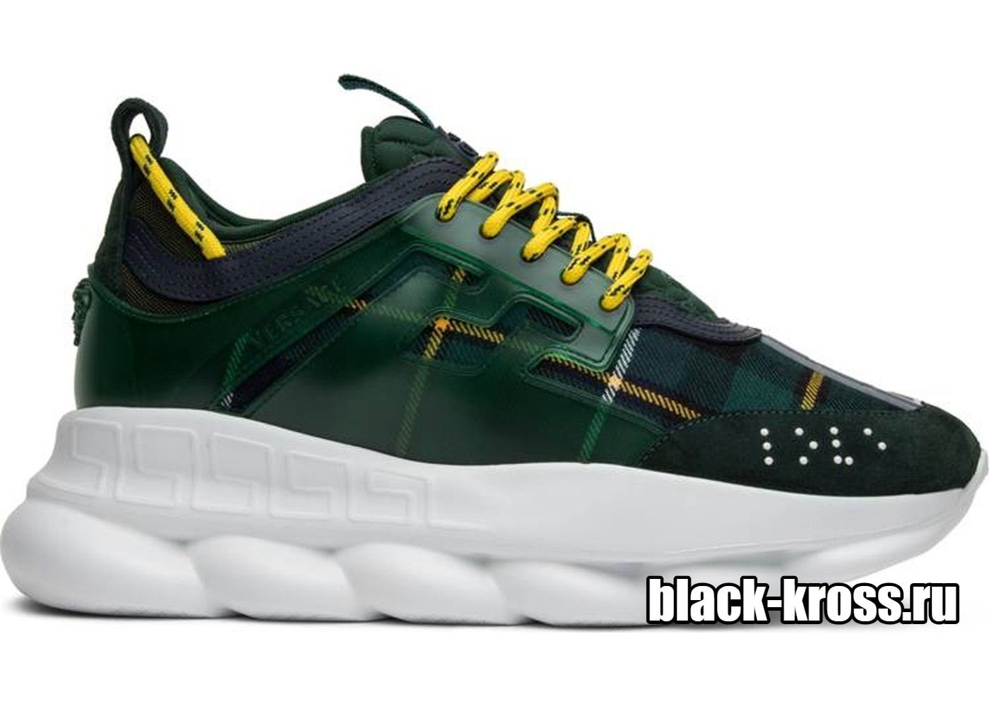 Versace Chain Reaction 2 Green (36-45)