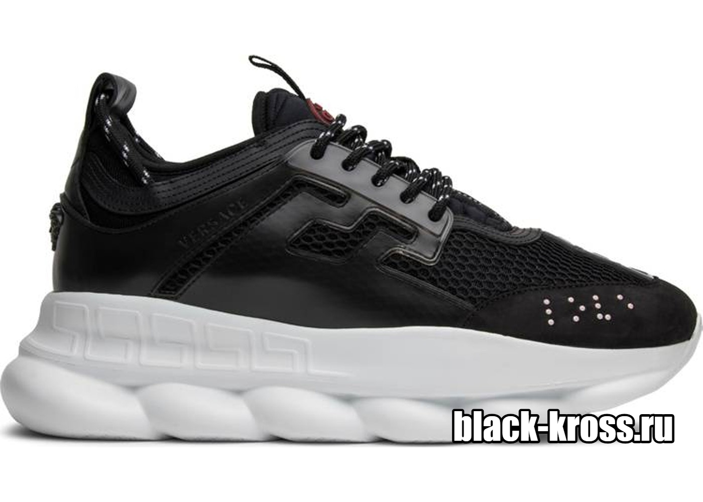 Versace Chain Reaction 2 Chainz Black (36-45)