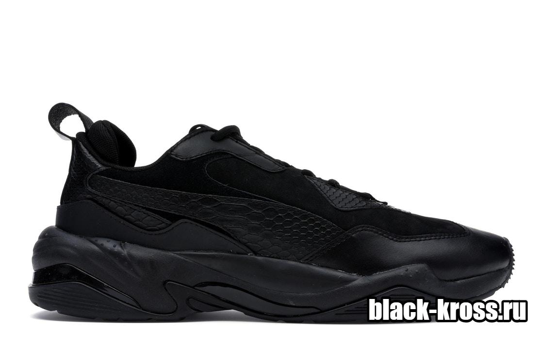 Puma Thunder Desert Triple Black (41-45)