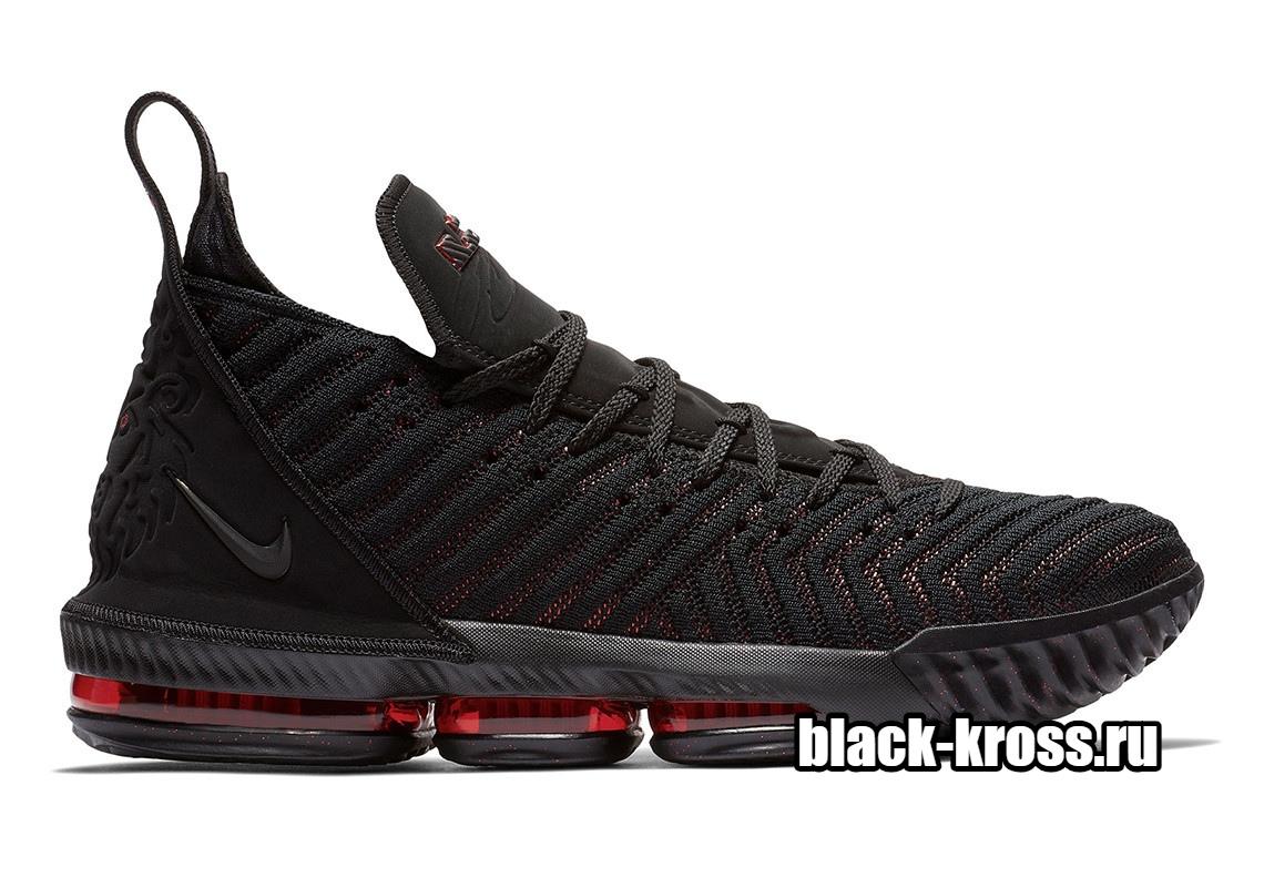 Nike LeBron 16 «Fresh Bred» (41-45)