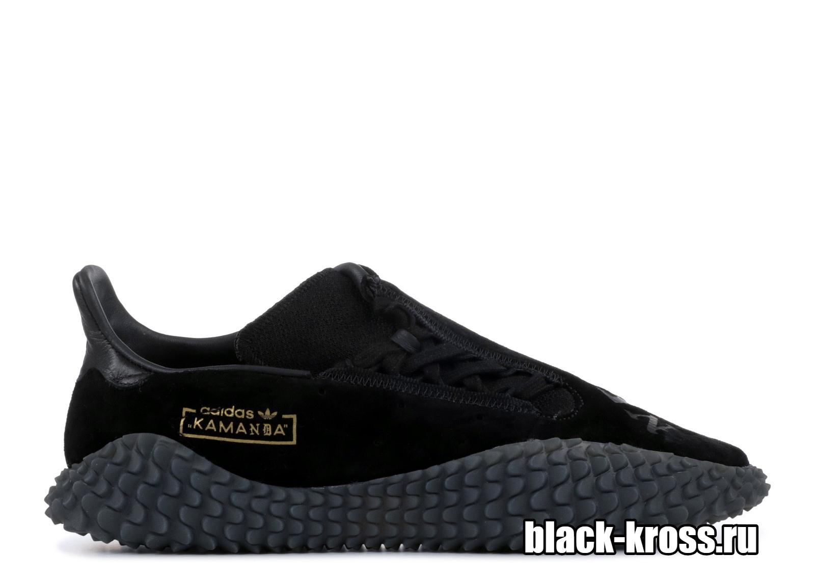 Adidas x Neighborhood Kamanda Black (41-45)