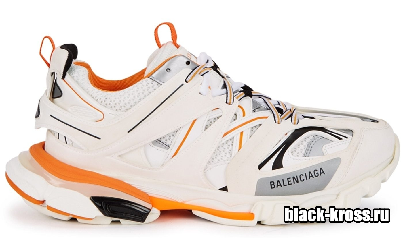 Balenciaga's Track White Orange (36-45)