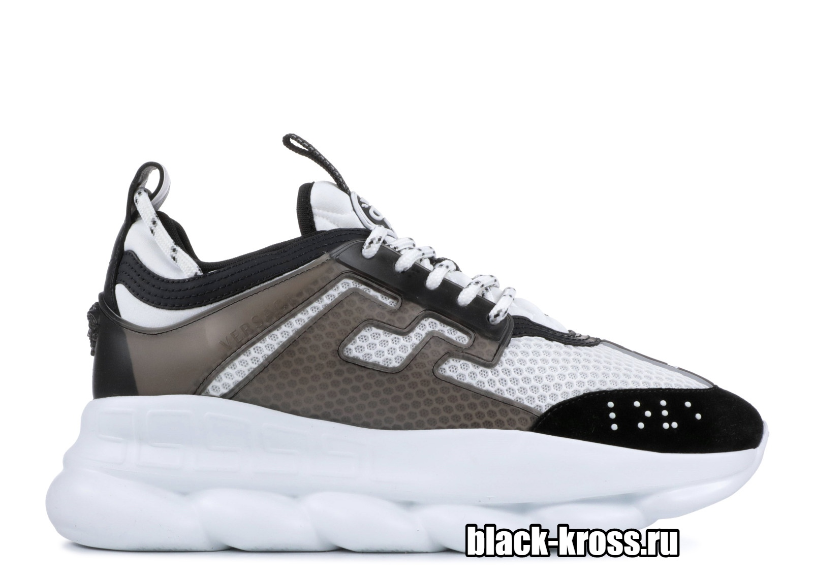 Versace Chain Reaction White (36-45)